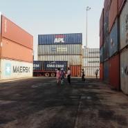 1- Parque do porto de Bissau