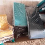 8- Separação de materiais e equipamentos por destinos